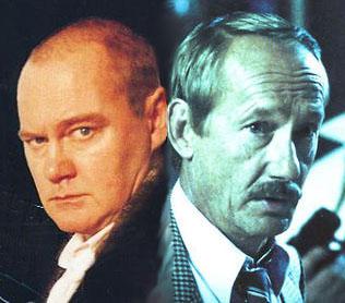 En del av er vet säkert också att det finns sex filmer om Martin Beck där Gösta Ekman (Martin Beck), Kjell Bergqvist (Lennart Kollberg), Rolf Lassgård ... - beckx2